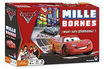 1000 bornes cars plateau