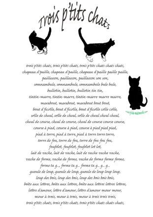 3 ptit chats