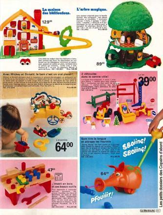 3 suisses jouets