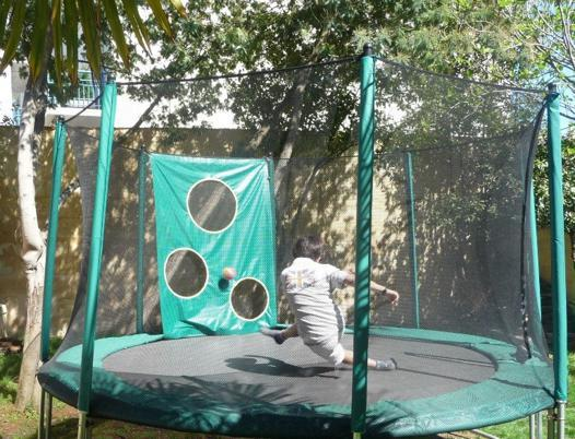 accessoire de trampoline