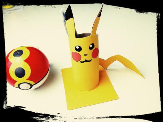 activités manuelles pokemon
