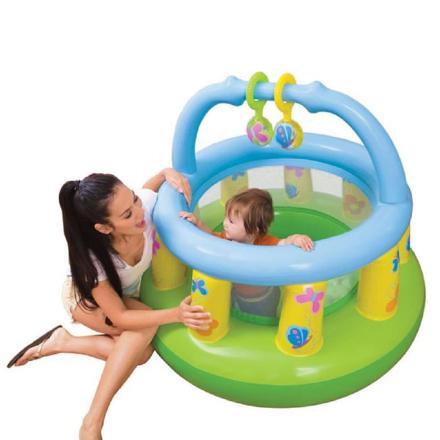 aire de jeux bébé gonflable