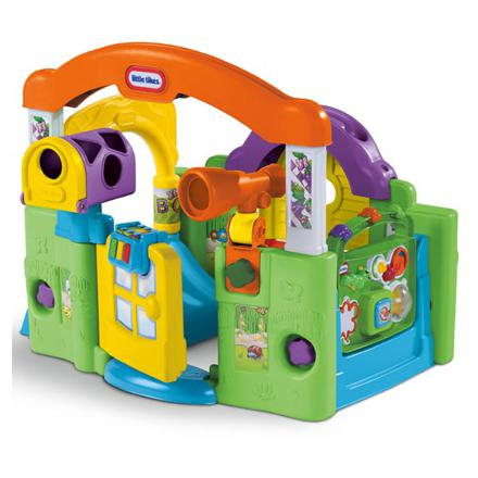 aire de jeux little tikes