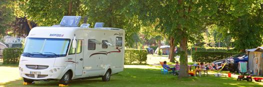aires camping car finistere