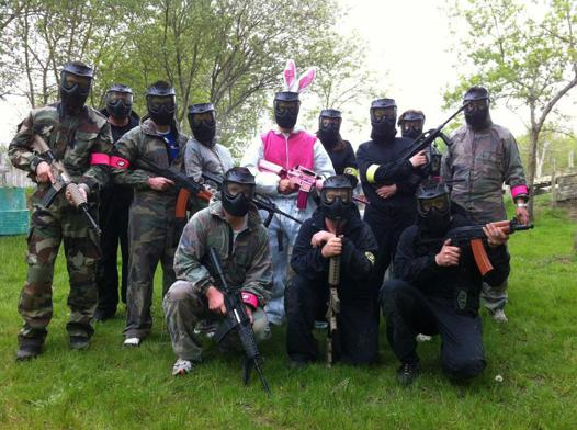 airsoft lapin