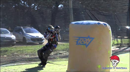 albator tv paintball