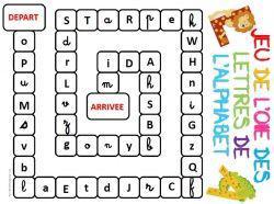 alphabet jeux