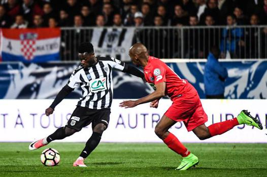 angers guingamp foot