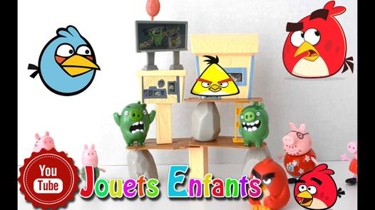 angry birds jouer