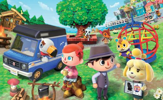 animal crossing new leaf amis