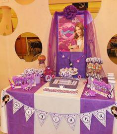anniversaire de violetta