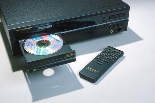appareil cd