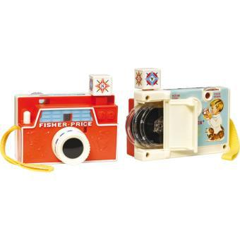 appareil photo fisher price vintage