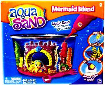 aqua sand magic sand