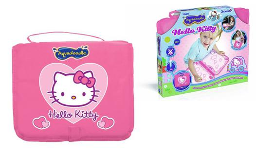 aquadoodle hello kitty