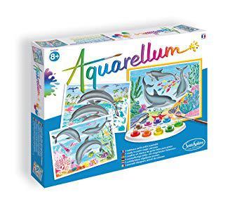 aquarellum dauphin