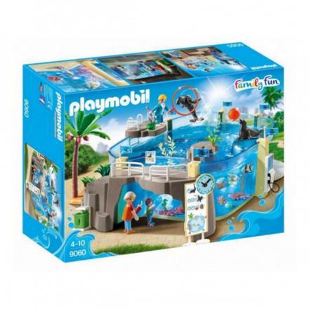 aquarium marin playmobil