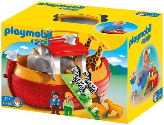 arche de noé playmobil 123