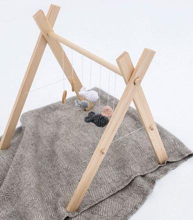 arche en bois bebe