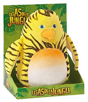 as de la jungle peluche