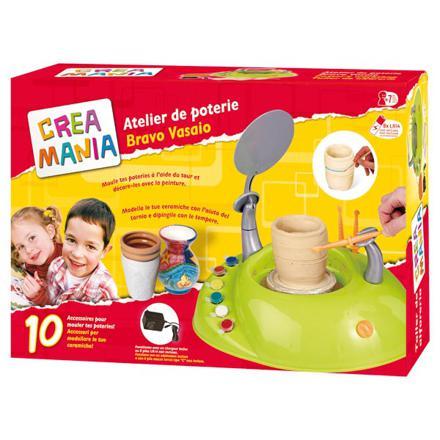atelier de poterie jouet