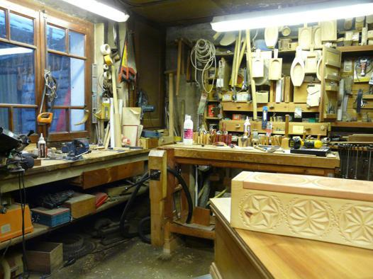 atelier du bois