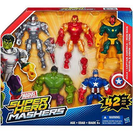 avengers mashers