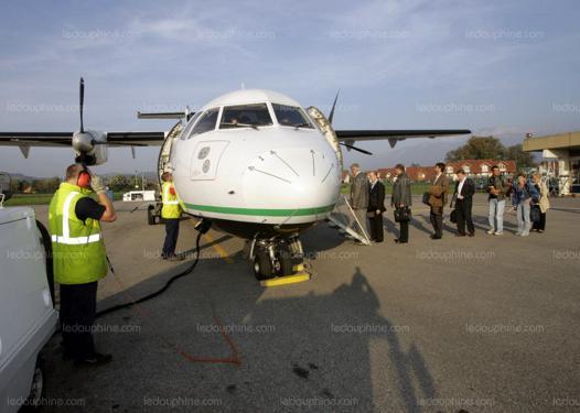 avion annecy paris