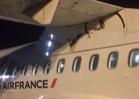 avion aurillac paris