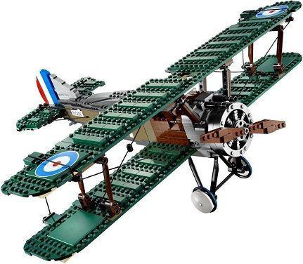 avion de guerre lego