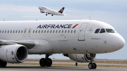 avion hyeres paris