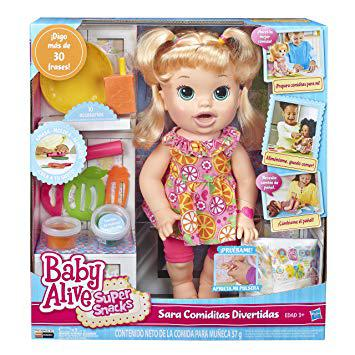 baby alive francais