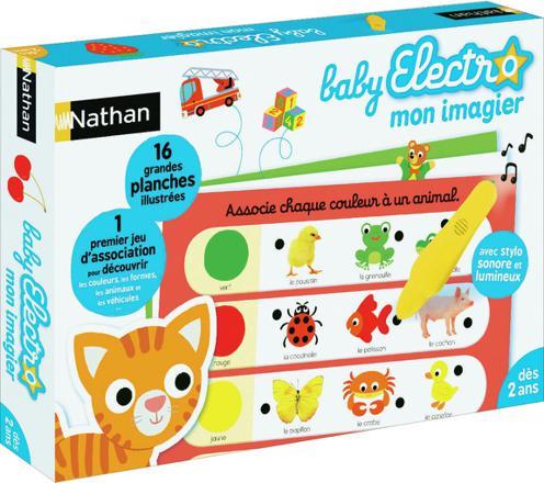 baby electro mon imagier