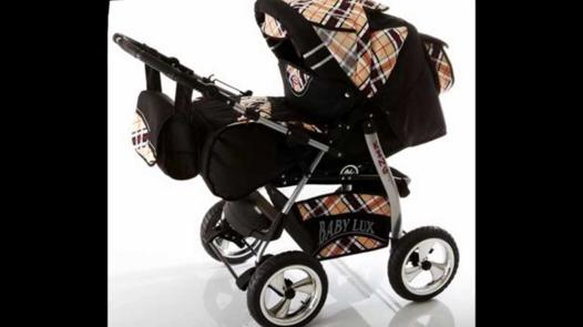 baby luxe poussette
