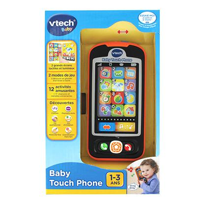 baby touch phone vtech