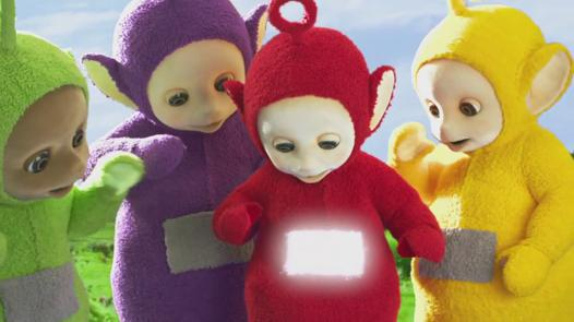 baby tv teletubbies