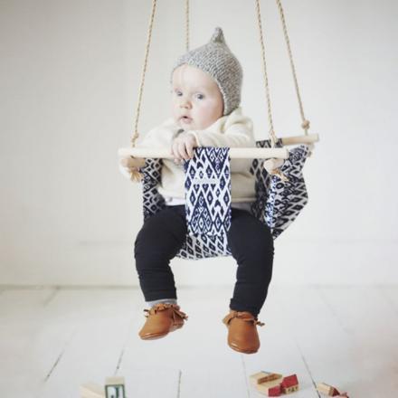 balançoire d intérieur bébé