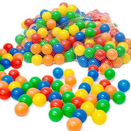 balle plastique piscine