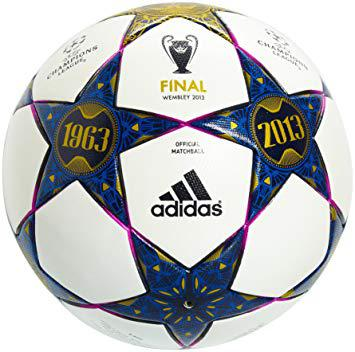ballon de foot de la ligue des champions