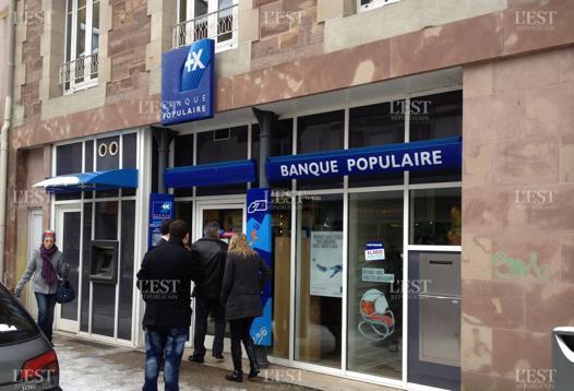 banque populaire rue de vesoul besancon