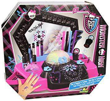 bar a ongle monster high