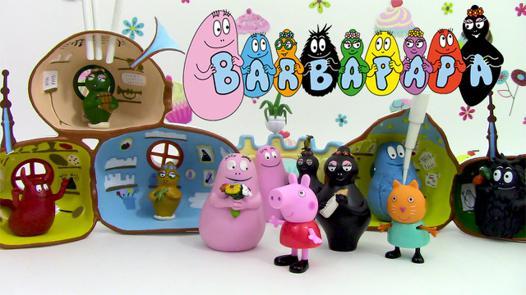 barbapapa jouet