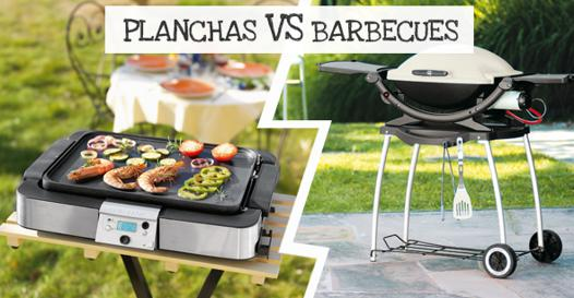 barbecue ou plancha