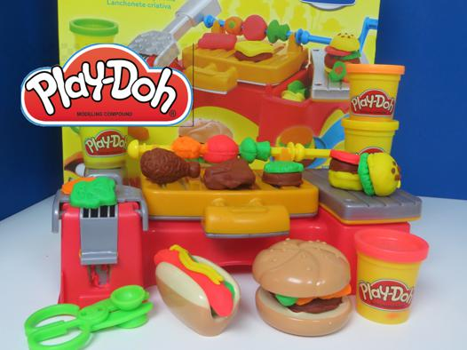 barbecue play doh