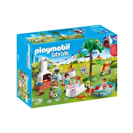barbecue playmobil