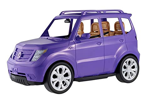 barbie 4x4 mauve
