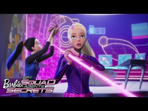 barbie agent secret jeux