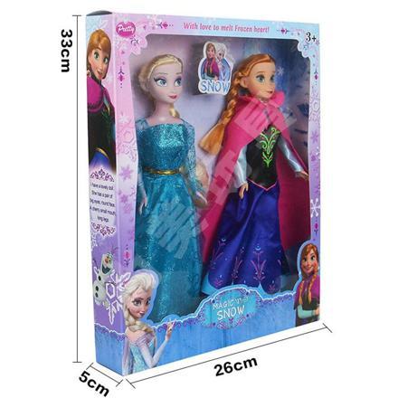 barbie anna et elsa