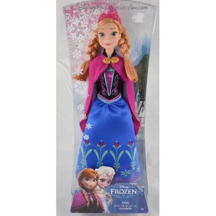 barbie anna reine des neiges