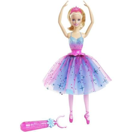 barbie danseuse magique